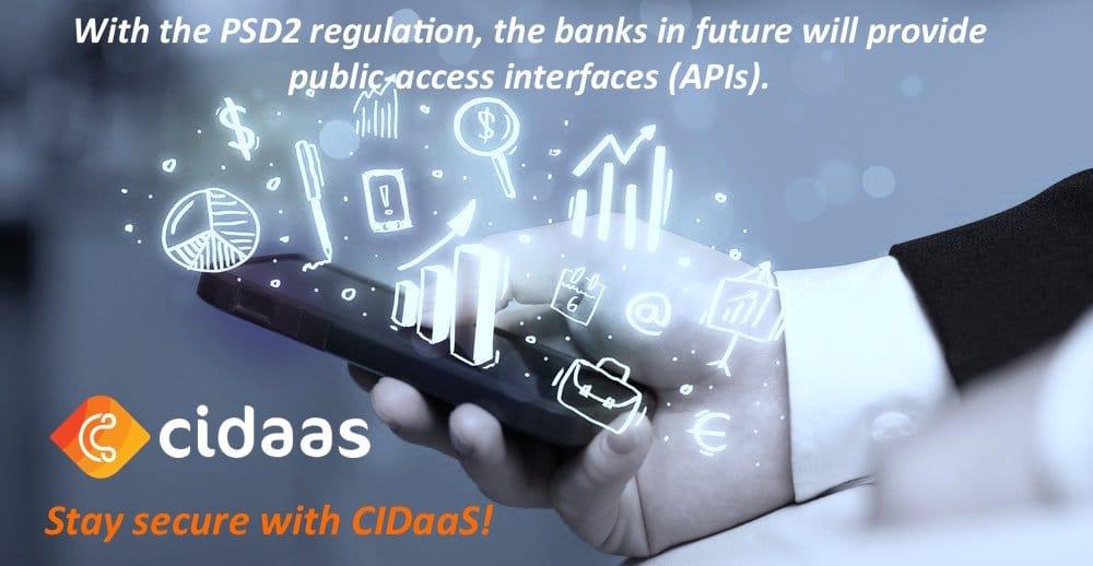 CidaaS 4 PSD2 Englisch