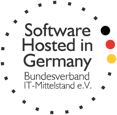 Software hosted in Germany - cidaas