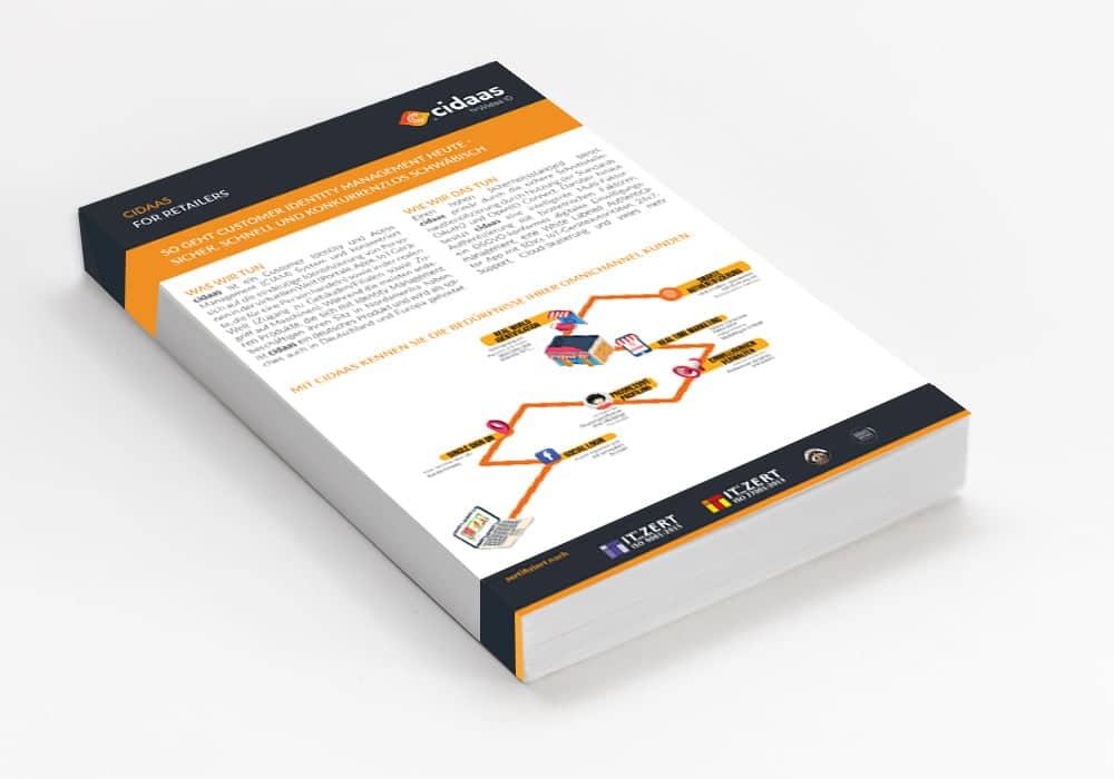 cidaas Factsheet for retail