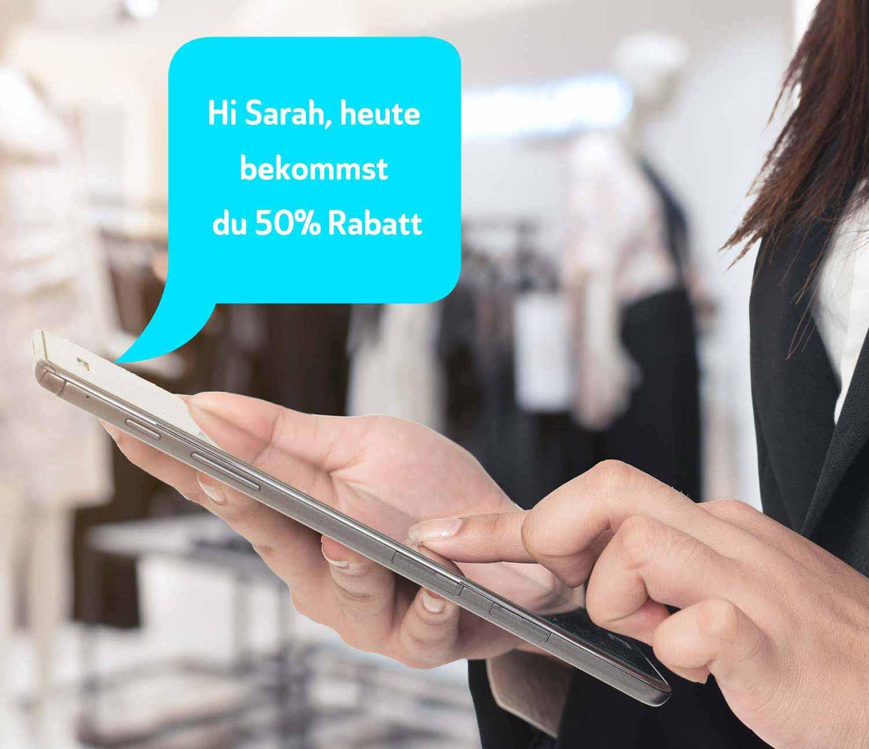 Mit Location Based Services und Identity Management den POS digitalisieren