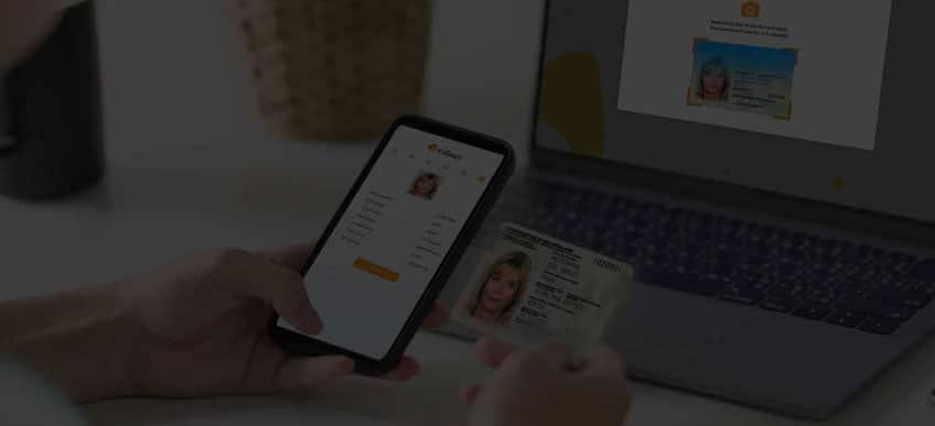Digitales Identitätsprüfung mit dem cidaas ID Validator
