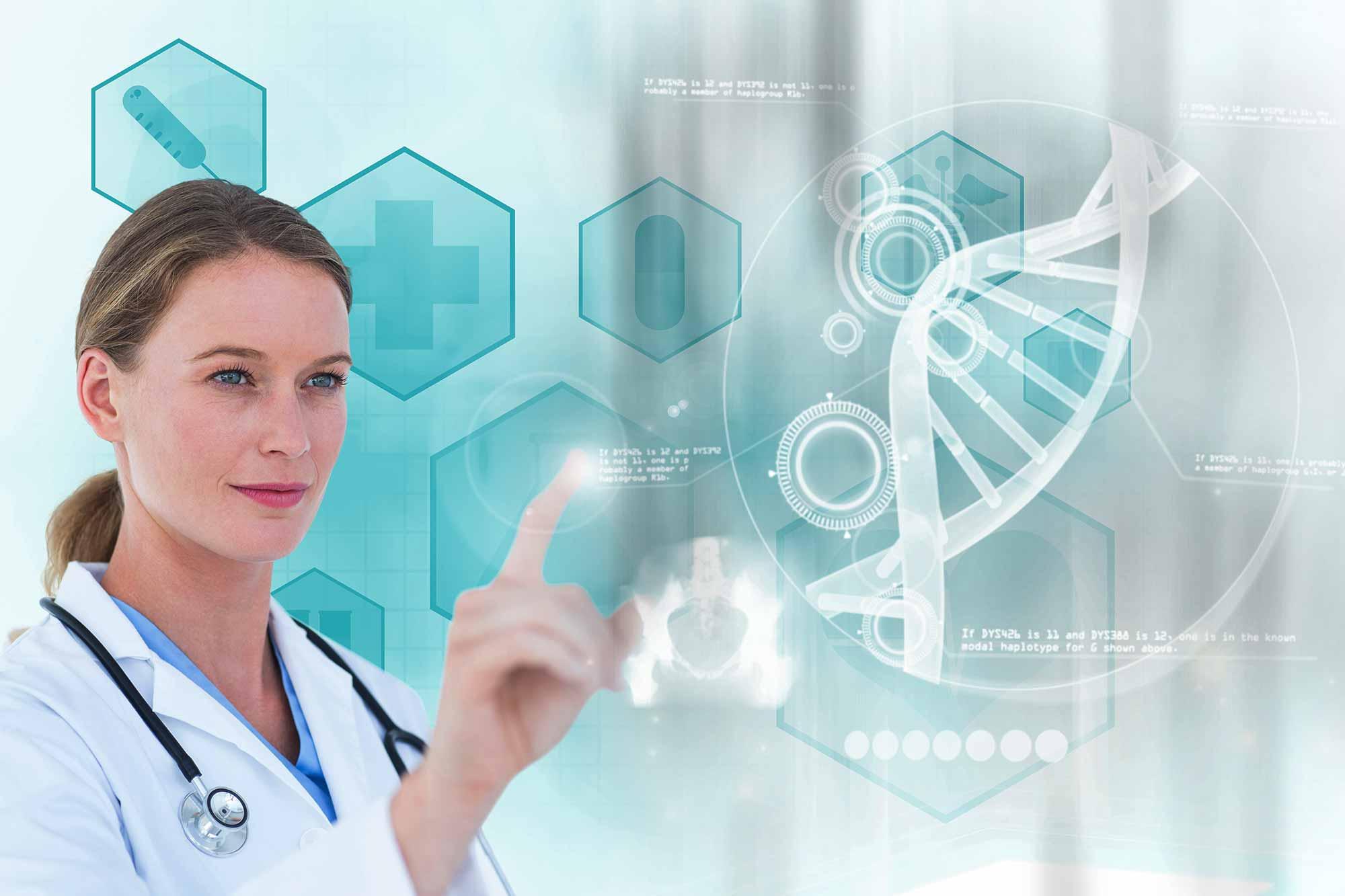 Smarte medizinische Dinge – Implantate und Geräte