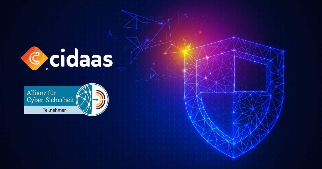 cidaas tritt jetzt als Mitglied der Allianz für Cybersicherheit bei!