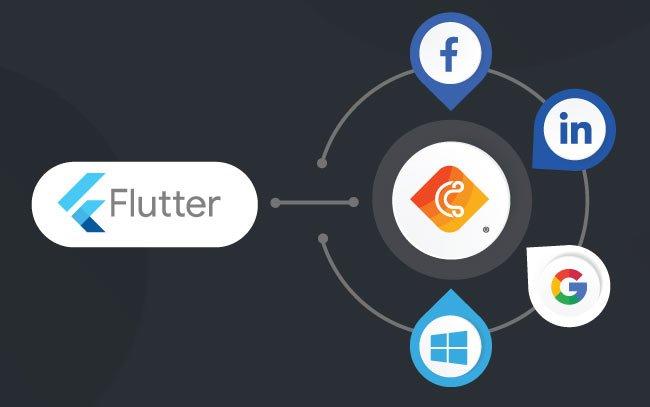 Moderner Login in Flutter: Social Login, Single-Sign-On und Device Biometrics