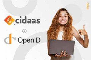 cidaas in der OpenID Foundation