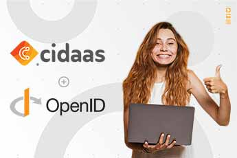 cidaas in der OpenID Foundation