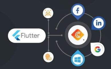 OIDC and OAuth2.0 with the Flutter SDK from cidaas