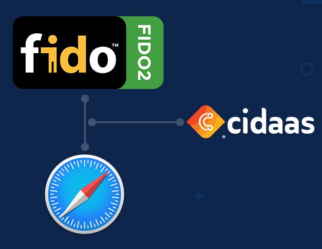 Now, FIDO2 is set as standard in Apple Browse