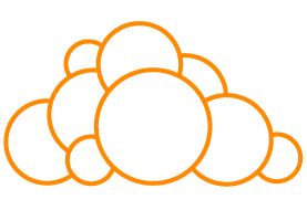 Beim browserbasierten OwnCloud-Zugang