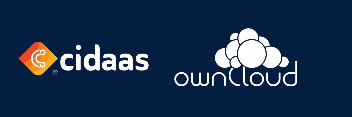 ownCloud and cidaas become technology partners