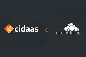 cidaas und ownCloud Partnerschaft - Single Sign On und Login für ownCloud
