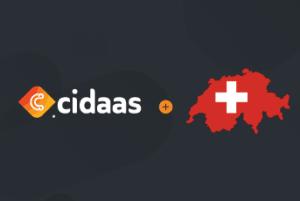 cidaas-goes-swiss