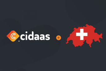 cidaas goes Swiss - C/IAM in der Schweiz