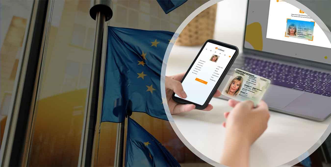 Criteria for automated identity verification according to eIDAS - Digital identity verification with the cidaas ID validator