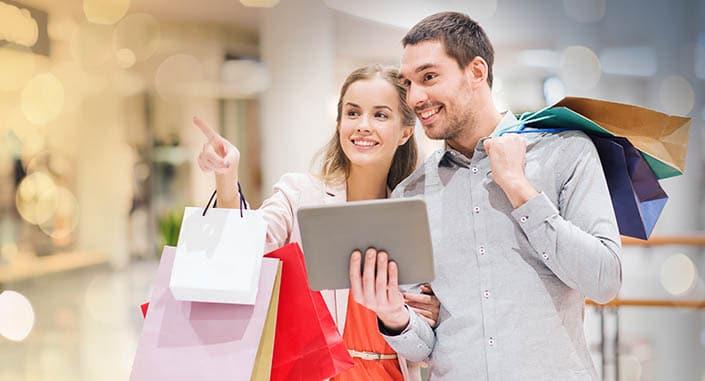Glänzende Omnichannel-Experience durch moderne Kundenidentifikation