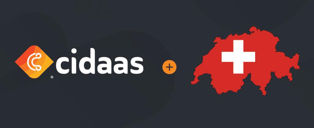 cidaas goes Swiss - C/IAM in der Schweiz