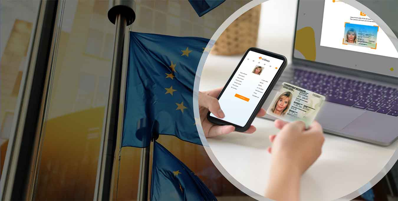 """eIDAS Kriterienkatalog automatisiert Videoidentifizierung - cidaas ID validator"