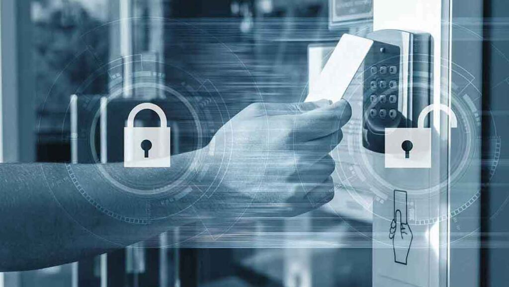 Authentication and authorization management on Industrie 4.0 machines and devices